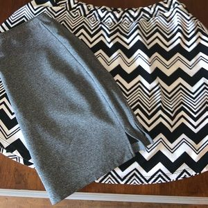 Dresses & Skirts - Two skirts Medium EXCELLENT CONDITION 👏